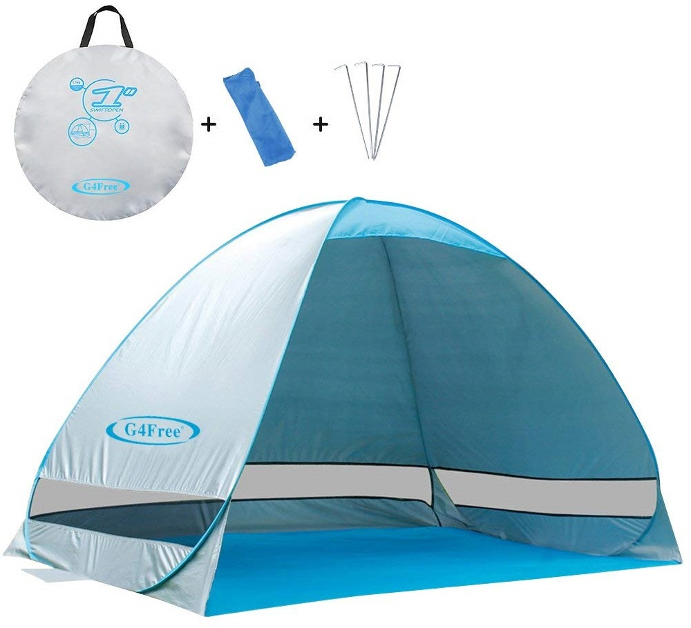 G4Free Outdoor Automatic beach shelter