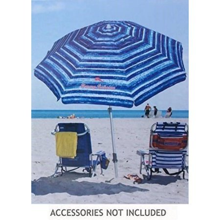 Tommy Bahama 7ft. Vented Fiberglass Beach Umbrella