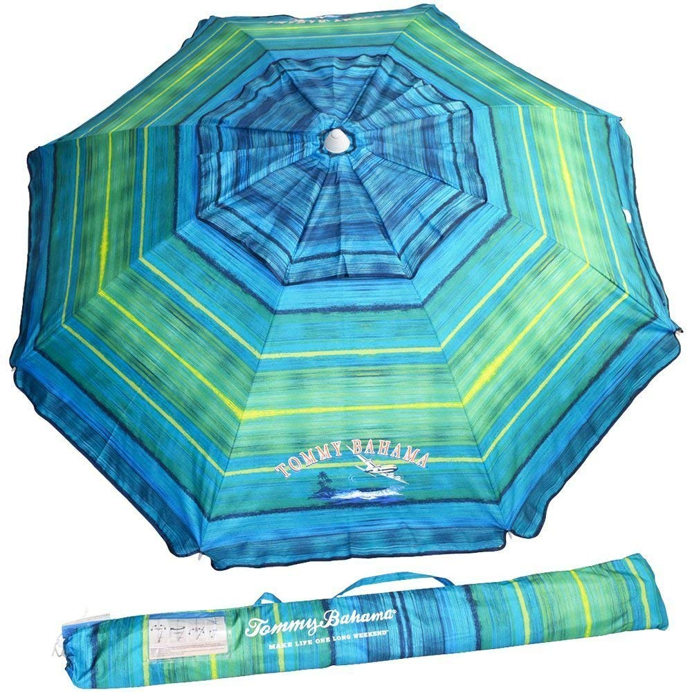 Tommy Bahama Sand Anchor Beach Umbrella
