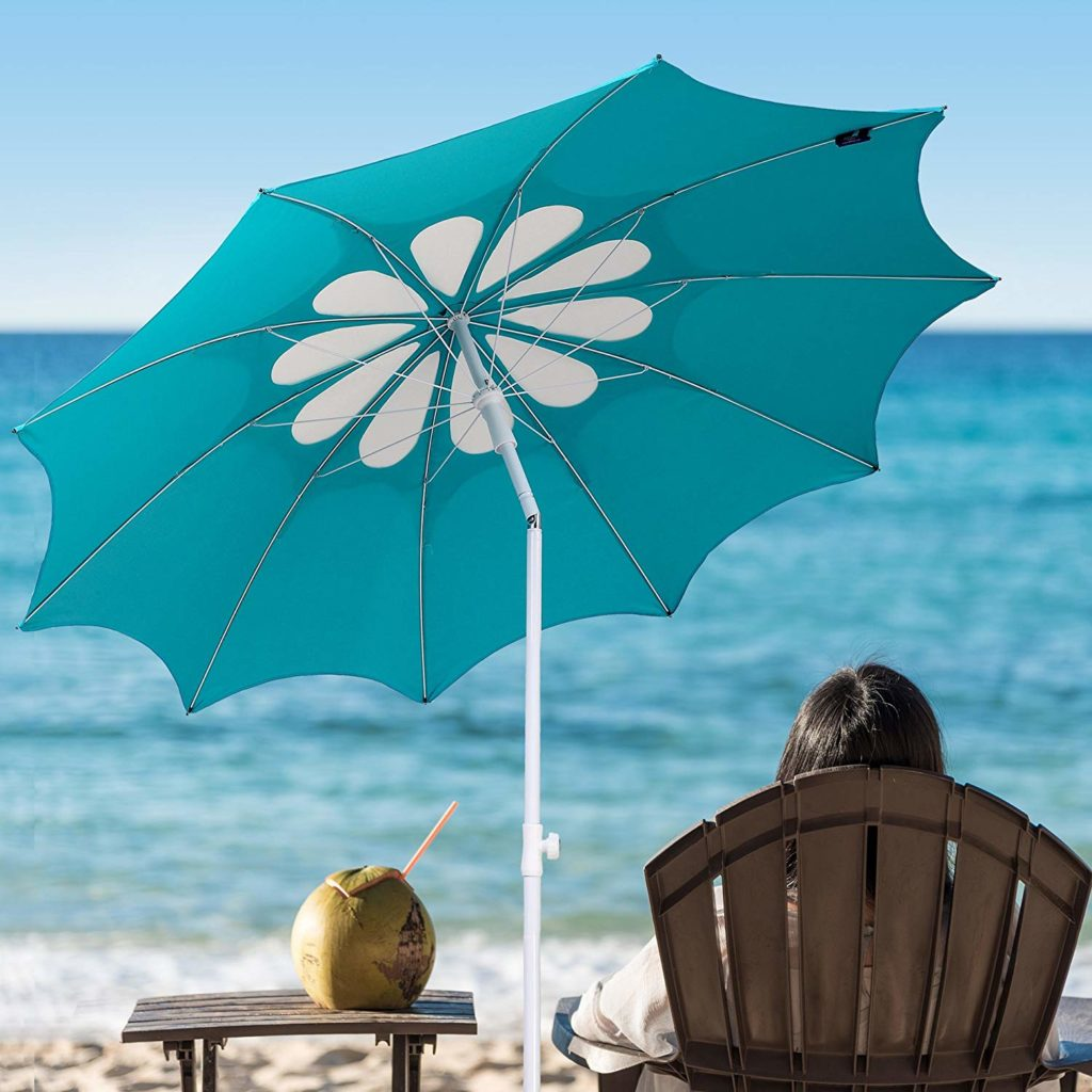 Heavy Duty Beach Umbrella