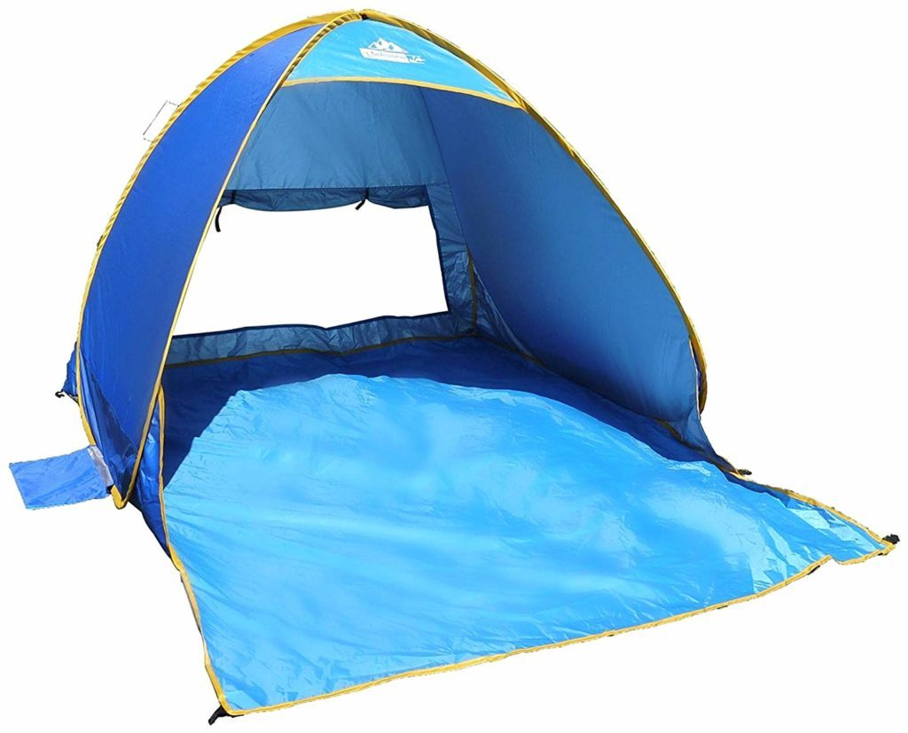 OutdoorsmanLab Pop Up Beach Tent