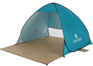 7 Best Beach Pop Up Tents For Sun Shelter And Protection